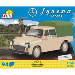 Cobi Bausteinset Youngtimer Collection FSO Syrena R20 24538