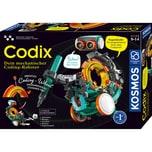 KOSMOS Codix - Dein Mechanischer Coding Roboter