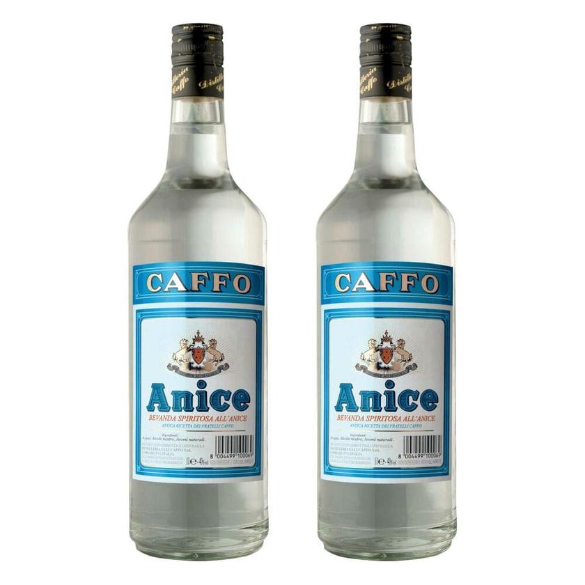 Anice Caffo Anisschnaps 40% 2x1 L
