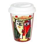 Könitz Picasso Femme Au Chapeau Coffee To Go Becher 380 ml