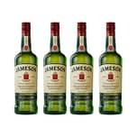Jameson Original Blended Irish Whiskey 40% 4x700 ml