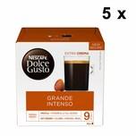 Nescafé Dolce Gusto Caffè Grande Intenso, 5 x 16 Kapseln