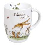 Könitz Weißt Du Eigentlich Friends For Life Becher im Geschenkkarton 380 ml