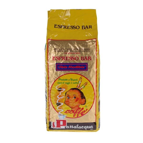 Passalacqua Ibis Redibis Espresso ganze Bohne 1Kg
