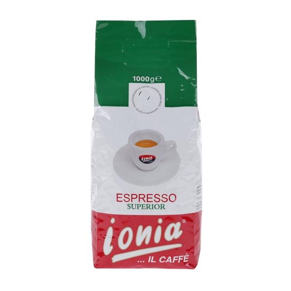 Ionia Superior Espresso ganze Bohne 1Kg