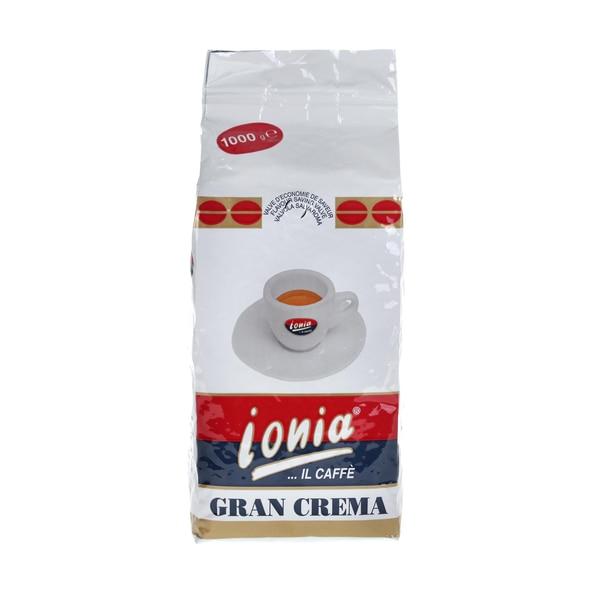 Ionia Gran Crema Espresso ganze Bohne 1Kg
