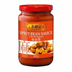 Lkk Spicy Bean Sauce (Ma Po Sauce) 340 g