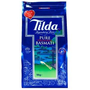 Tilda Basmati Reis 10 kg