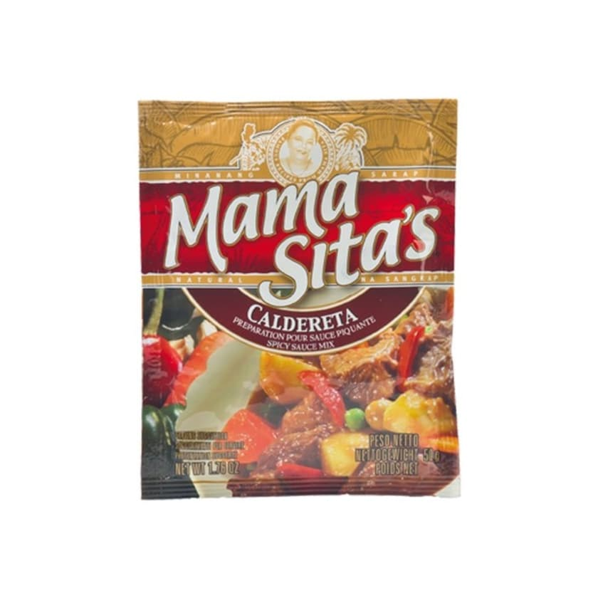 Mama Sita´s Caldereta Sauce für Schmorfleisch 50g