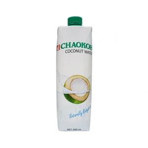Chaokoh 100% Reines Kokoswasser 1 Liter