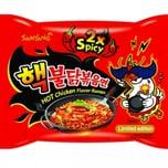 Samyang Instant Bratnudeln 2x Spicy Hot Chicken Flavour Ramen 140 g