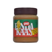 PCD Pinda Kaas Erdnussbutter / Erdnusspaste 350g