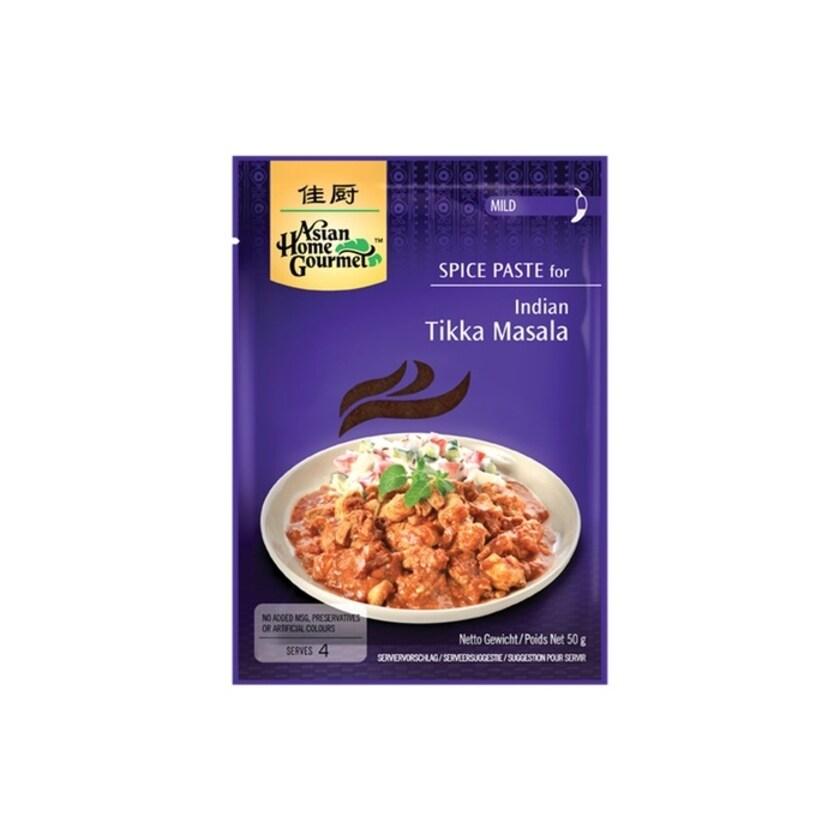 Asian Home Gourmet Würzpaste für indisches Tikka Masala 50 g