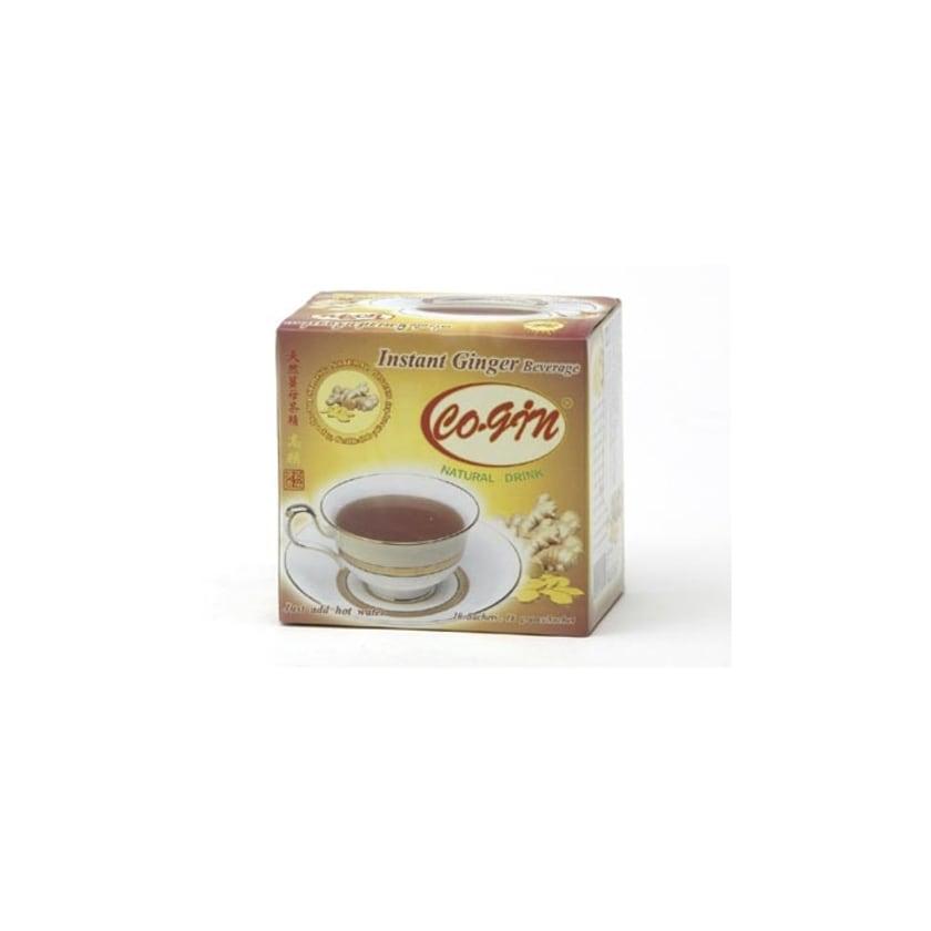 Co-Grin Instant Ingwer Tee gesüsst -180 g