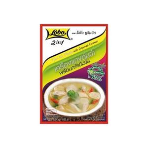 Lobo Tom Ka Suppenpaste mit Kokoscreme 100 g