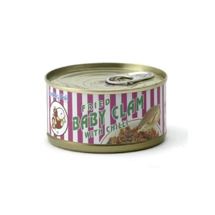 Heuschen & Schrouff Frittierte Venusmuscheln mit Chili 70g