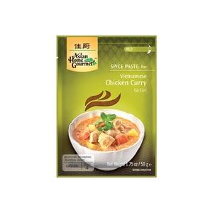 AHG Vietnamesische Chicken Curry Gewürz Paste Gà Càri ohne künstliche Zusätze 50g