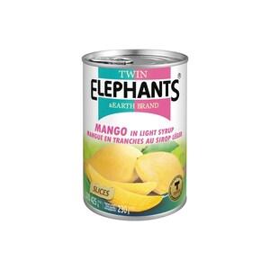 Twin Elephant Mangoscheiben leicht gezuckert 230g