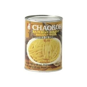 Chaokoh Bambussprossen in Wasser Streifen 300g