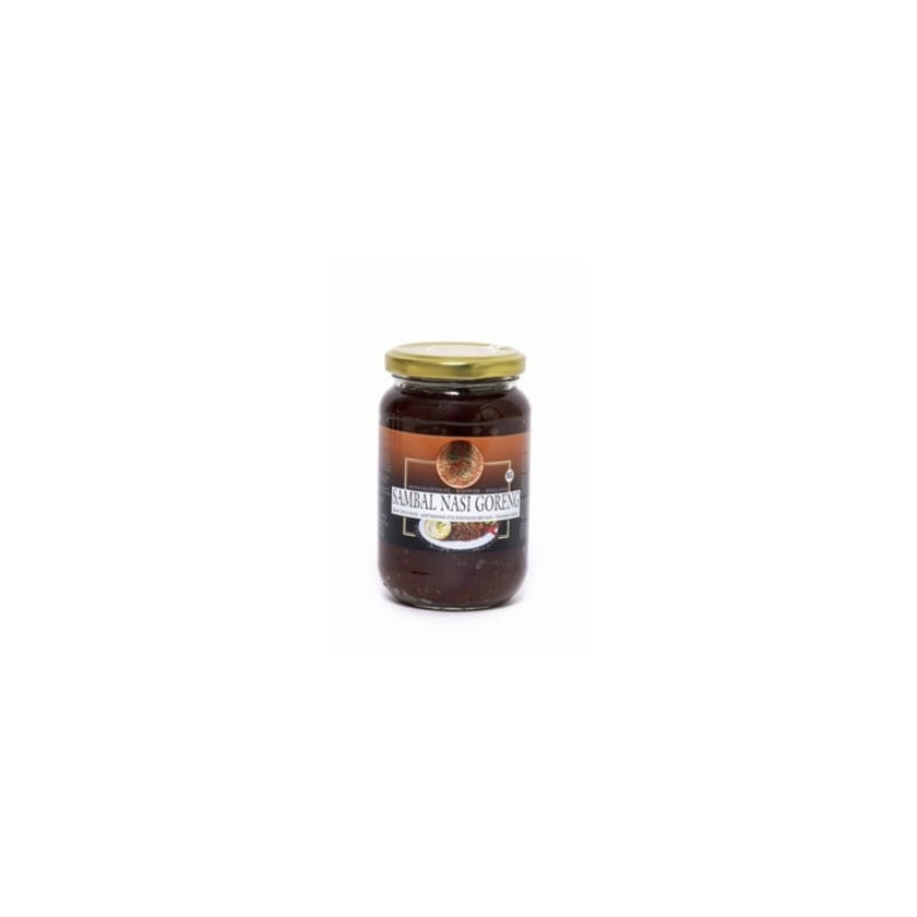 Koningsvogel Sambal Nasi Goreng würzige Sauce für gekochten Reis 360 g