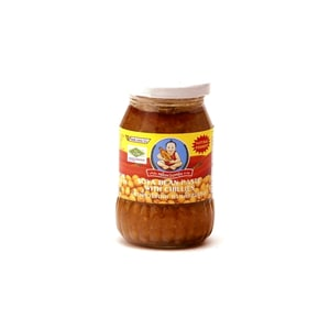 Healthy Boy Sojapaste mit Chili Sojabohnen Paste 245 g