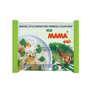 Mama Instant Nudelsuppe Reisnudeln Vermicelli Orientalischer Art in klarer Suppe 55g