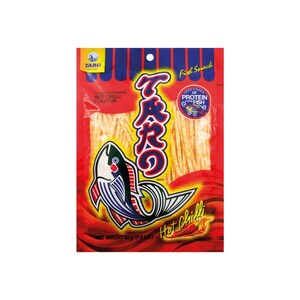 Fisch Snack Taro Hot Chili 52 g
