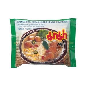 Mama Instant Nudelsuppe Reisnudeln Orientalischer Art 55g