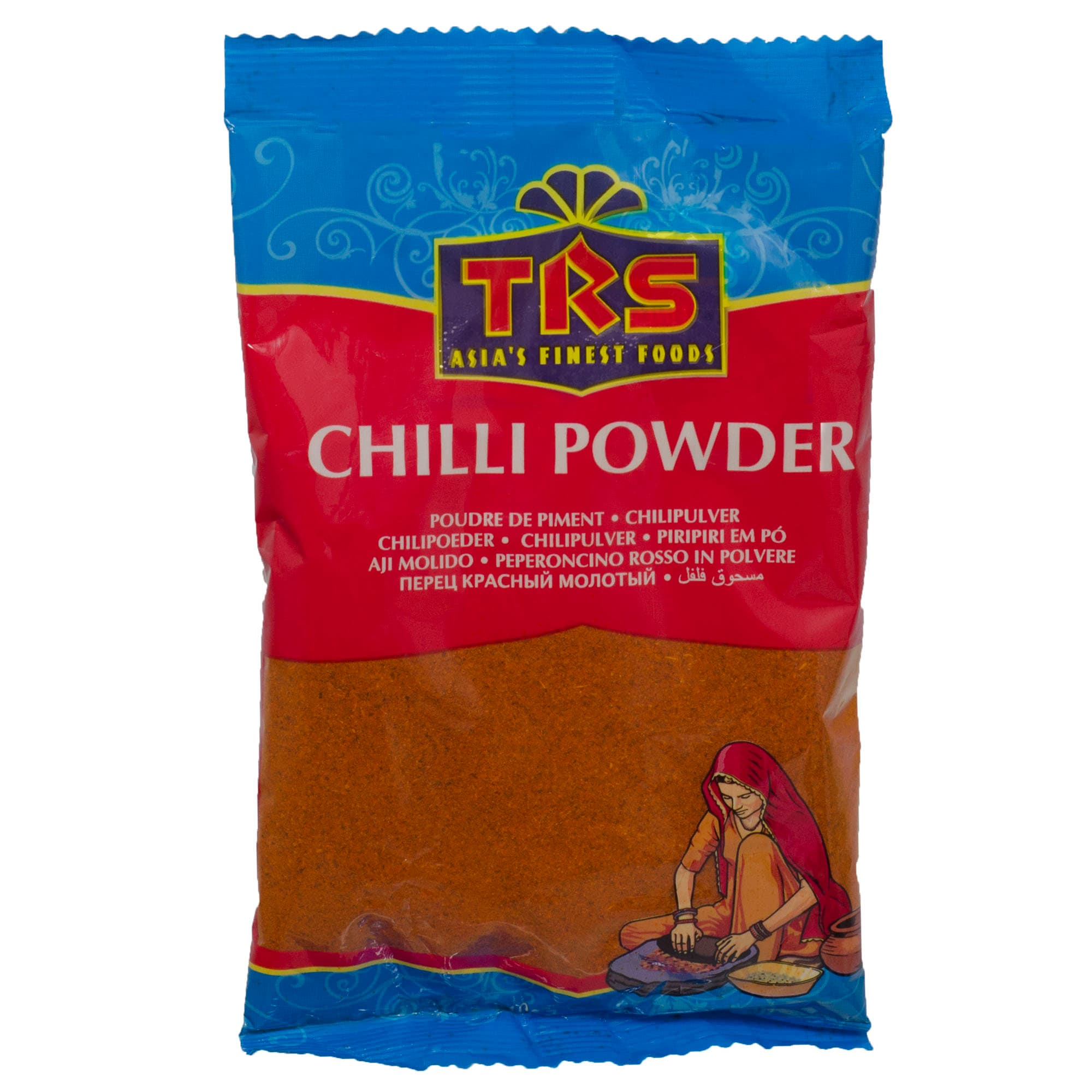 TRS Chili Pulver 100g