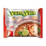 YumYum Instant Nudeln mit Tom Yum Shrimp Garnelen Geschmack 60g