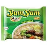 YumYum Instant Nudeln mit Vegetable Gemüse Geschmack 60g