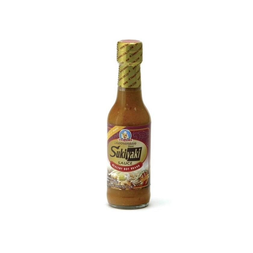 Healthy Boy Sukiyaki Sauce Sauce für thailändisches Sukiyak -i 250 ml