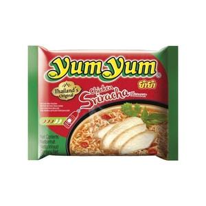 YumYum Instant Nudeln mit Huhn Sriracha Chicken-Sriracha Geschmack 60 g