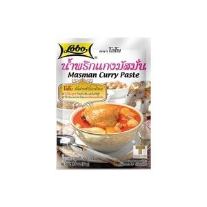 Lobo Thai Currypaste matsaman 50 g