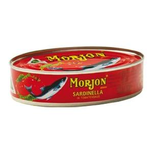Morjon Sardinen in Tomatensauce 151 g