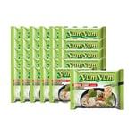 YumYum Instant Nudeln mit Thai Green Curry Geschmack Big Pack 30er Karton 30 x 70g