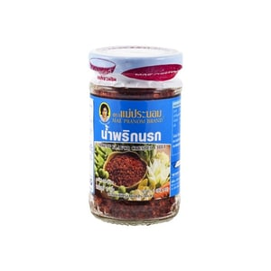 Mae Pranom Grob gemahlener Chili mit Shrimp Geschmack 67 g