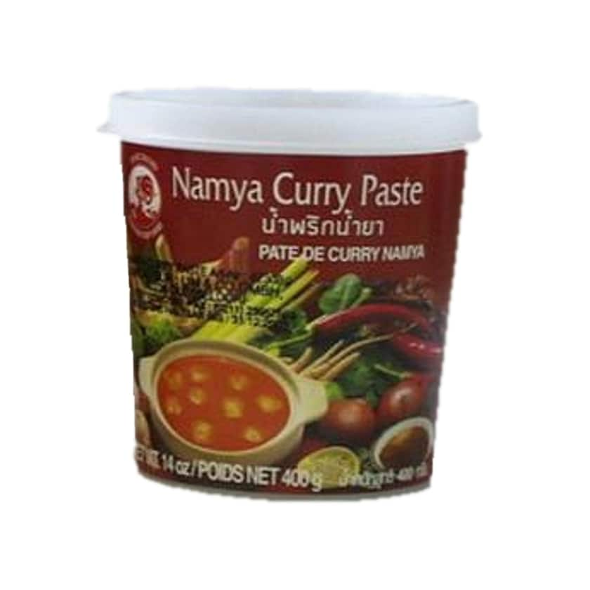 Lobo Nam Ya Curry Paste Namya thailändische Curry Paste 400 g