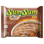 YumYum Instant Nudeln mit Rind Beef Geschmack 60g