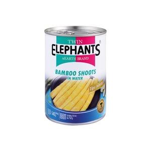 Twin Elephant Bambussprossen (Spitzen) 270 g