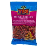 TRS Whole Chillies Extra Hot Getrocknete Chilis ganz 50g