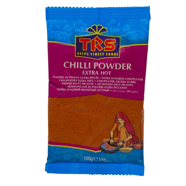 TRS Chili Pulver extra scharf 100g