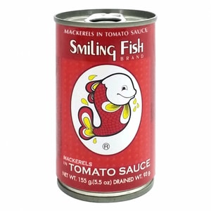 Smiling Fish Makrelen in Tomatensauce 155 g
