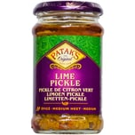 Patak's Lime Pickle Mild 283g
