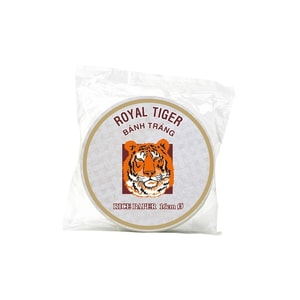 Royal Tiger Reispapier rund 16 cm 500 g