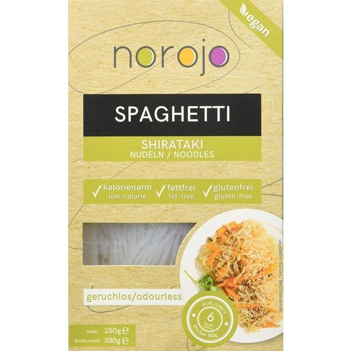 norojo geruchlose Shirataki Spaghetti Art 250 g