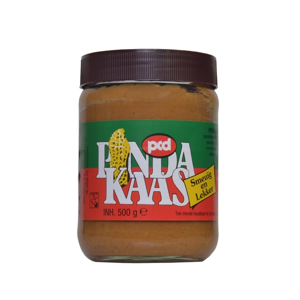 PCD Pinda Kaas Erdnussbutter / Erdnusspaste 500g