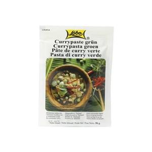 Lobo Thai Currypaste grün 50g