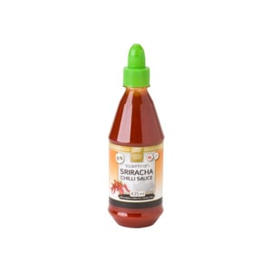 Golden Turtle Brand Sriracha Chilisauce 435 ml
