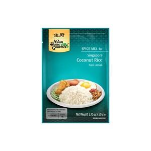 Asian Home Gorumet Würzmischung für Singapur Kokosreis (Nasi Lemak) 50 g